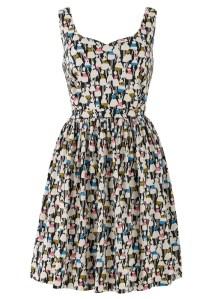 Orla Keily Flower Girls Sleeveless Dress, 2014