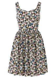 Orla Keily Flower Girls Sleeveless Dress, 2014