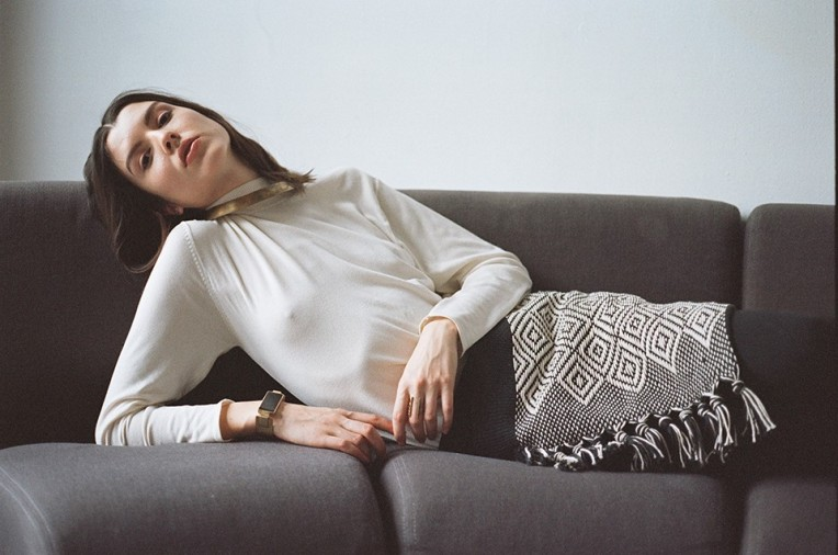 VOZ - Handwoven Fringe Wrap Skirt